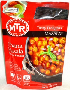 MTR CHANA MASALA 100GM