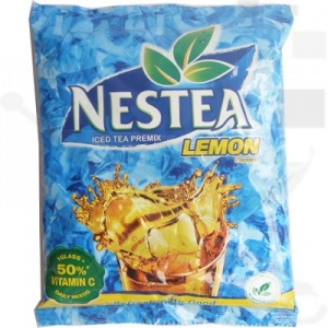 NESTEA ICED TEA LEMON FLAV 400G