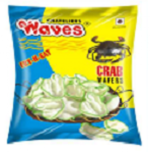 WAVES CRAB WAFERS 100G