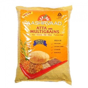 AASHIRVAAD ATTA WITH MULTIGRAINS  5KG