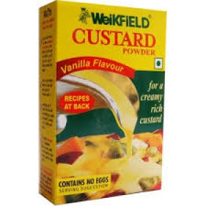WEIKFIELD CUSTARD POWDER VANILLA 100G