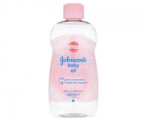 JOHNSON`S BABY OIL 500ML