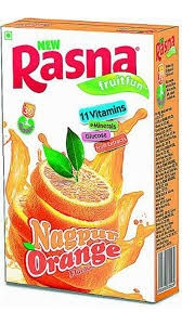 RASNA FRUITFUN NAGPUR ORANGE 32G