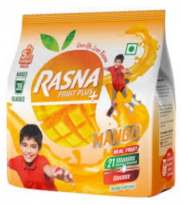 RASNA FRUIT PLUS+ MANGO 500G