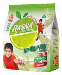 RASNA FRUIT PLUS + NIMBUPANI  500G