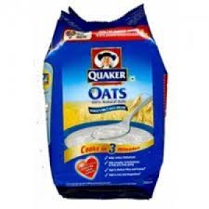QUAKER OATS NATURAL  200GM