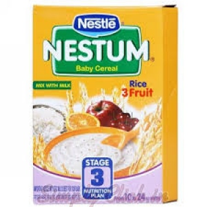 NESTLE NESTUM STAGE 3 RICE FRUIT 300G