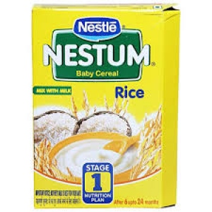 NESTLE NESTUM STAGE 1 RICE 300G