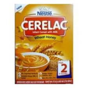 NESTLE CERELAC STAGE 2 WHEAT HONEY 300G