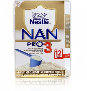 NESTLE NAN PRO 3 AFTER 12 MONTHS 400G