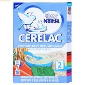 NESTLE CERELAC STAGE 2 RICE VEG 300G
