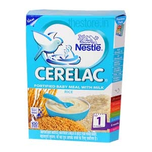 NESTLE CERELAC STAGE 1 RICE  300G