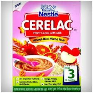NESTLE CERELAC STAGE 3 WHEAT-RICE MIX FRUIT 300G