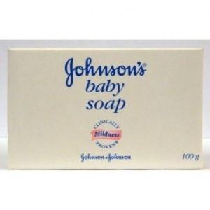 JOHNSON`S BABY SOAP 100GM