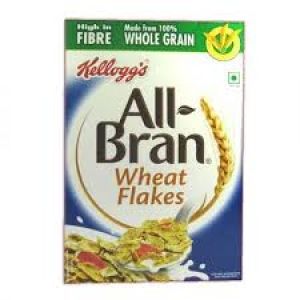 KELLOGG`S ALL BRAN WHEAT FLAKES 425G