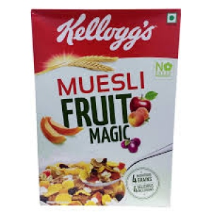 KELLOGG`S MUESLI FRUIT MAGIC 550G