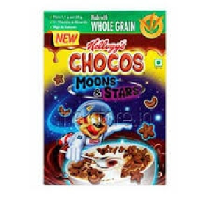 KELLOGG`S CHOCOS MOONS & STARS 350G