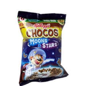 KELLOGG`S CHOCOS MOONS & STARS 27G