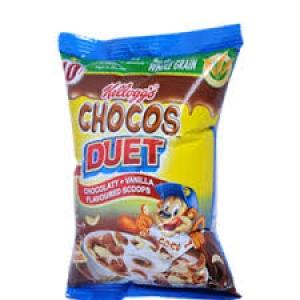 KELLOGG`S CHOCOS DUET 125G