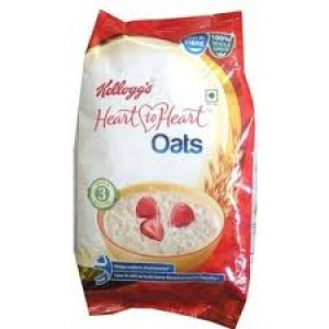 KELLOGG`S HEART TO HEART OATS 500G