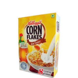 KELLOGG`S CORN FLAKES REAL HONEY 125G