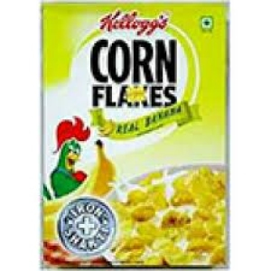 KELLOGG`S CORN FLAKES REAL BANANA 300G