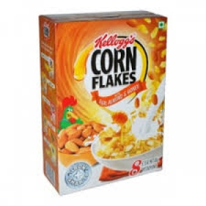 KELLOGG`S CORN FLAKES ALMONDS & HONEY 650GM