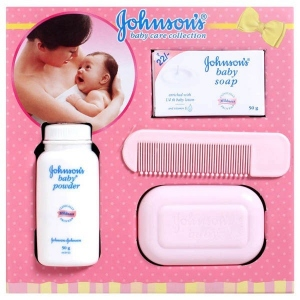 JOHNSON`S BABY CARE COLLECTION COMPACT
