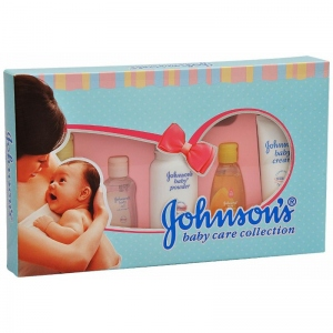 JOHNSON`S BABY CARE COLLECTION PREMIUM