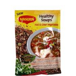 MAGGI HEALTHY SOUPS HOT & SOUR 51G