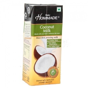DABUR HOMMADE COCONUT MILK 200ML