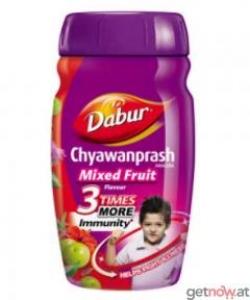 DABUR CHYAWANPRASH MIXED FRUIT 500G