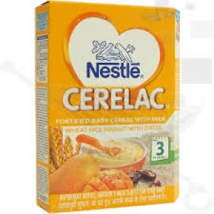NESTLE CERELAC STAGE 3 WHEAT- RICE MANGO 300G