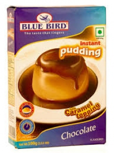 BLUE BIRD PUDDING INSTANT CHOCO 100G