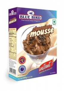 BLUE BIRD CHOCOLATE MOUSSE 100G