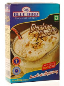 BLUE BIRD DRINKING CHOCOLATE 100G