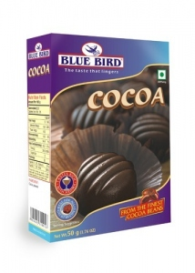 BLUE BIRD COCOA POWDER 50G