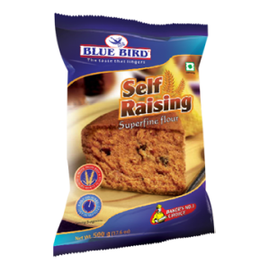 BLUE BIRD SELF RAISING FLOUR 500G