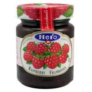 HERO RASPERRY  PRESERVE 340G