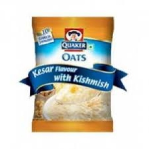 QUAKER OATS KESAR WITH KISHMISH 26G