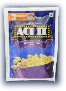 ACT II POPCORN MAGIC BUTTER 30G