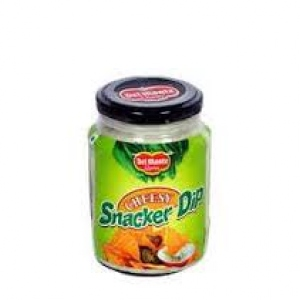 DEL MONTE CHEESY SNACKER DIP 340G