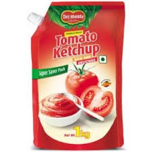 DEL MONTE TOMATO KETCHUP 1KG POUCH