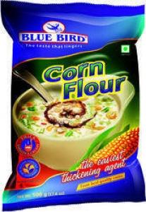 BLUE BIRD CORN FLOUR POUCH 500G