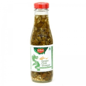 DEL MONTE GREEN CHILI VINEGAR 190G