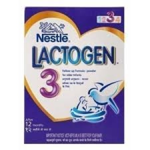 NESTLE LACTOGEN 3 AFTER 12 MONTHS 400G