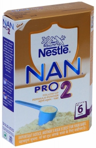 NESTLE NAN PRO 2 AFTER 6 MONTHS 400G
