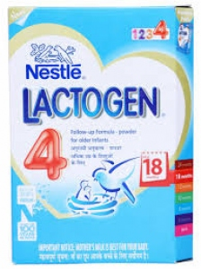 NESTLE LACTOGEN STAGE 4 AFTER 18 MONTHS