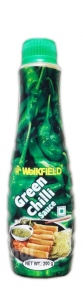 WEIKFIELD GREEN CHILLI SAUCE 200G