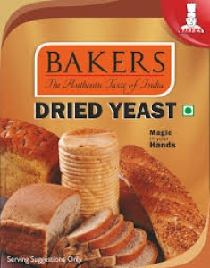 BAKERS DRY YEAST 25G